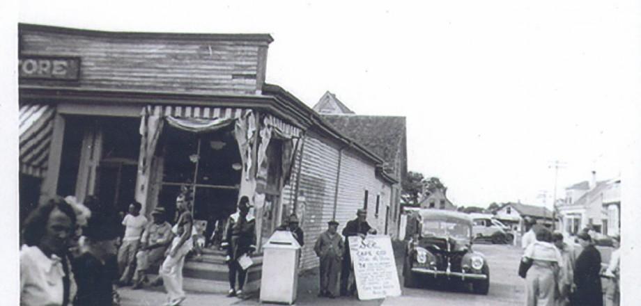 New York Store 1948